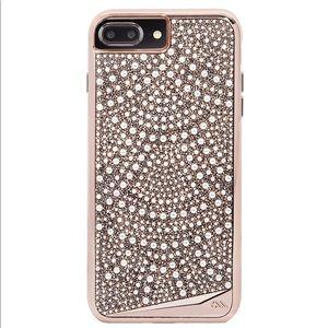 Case-mate Brilliance Lace iPhone Case NEW📱8 Plus